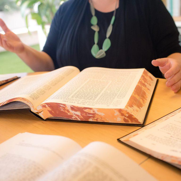 הרבנית שרה סגל-כץ גמרא