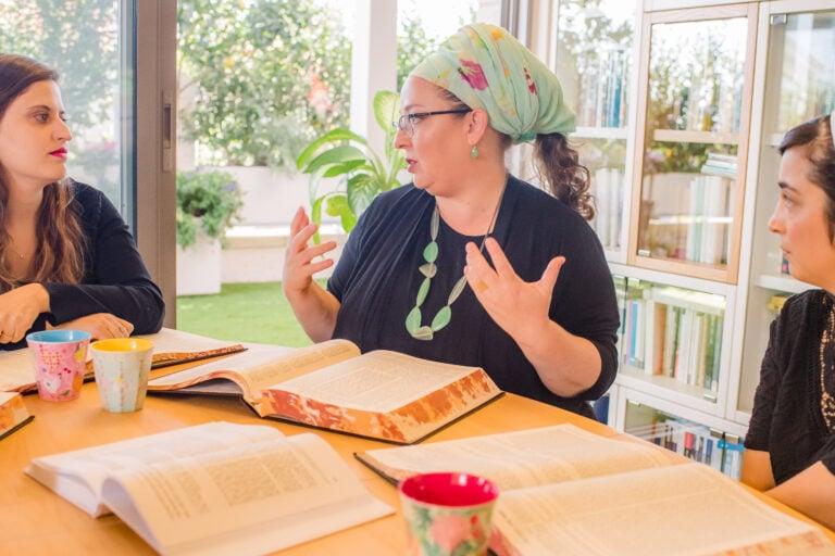 מגזין גלויה - זוגיות הלכה מיניות - הרבנית שרה סגל-כץ